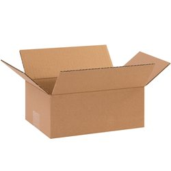 "10 x 7 x 4"" Corrugated Boxes"