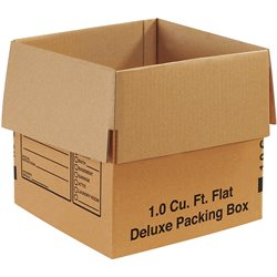 "12 x 12 x 12"" Deluxe Packing Boxes"