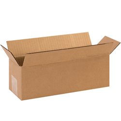 "12 x 4 x 4"" Long Corrugated Boxes"