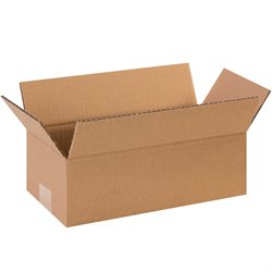 "12 x 5 x 4"" Long Corrugated Boxes"