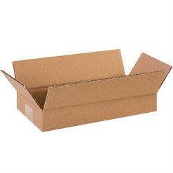 "12 x 6 x 2""  Long Corrugated Boxes"