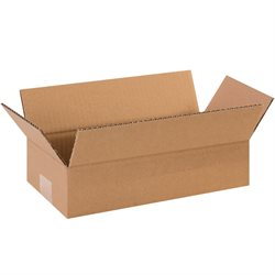 "12 x 6 x 3"" Long Corrugated Boxes"
