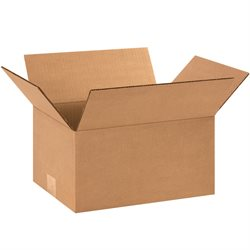 "12 x 9 x 6"" Corrugated Boxes"