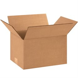 "12 x 9 x 7"" Corrugated Boxes"