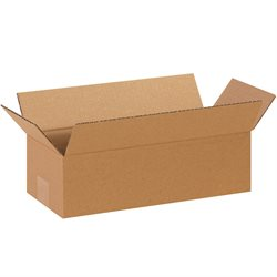 "14 x 6 x 4"" Long Corrugated Boxes"