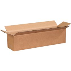 "16 x 4 x 4"" Long Corrugated Boxes"
