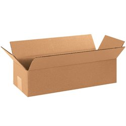 "16 x 6 x 4"" Long Corrugated Boxes"