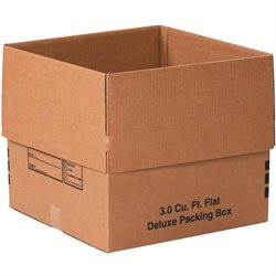 "18 x 18 x 16"" Deluxe Packing Boxes"