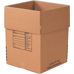 "18 x 18 x 24"" Deluxe Packing Boxes"