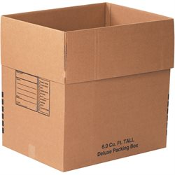 "24 x 18 x 24"" Deluxe Packing Boxes"