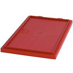 "16 x 10"" Red Stack & Nest Lids"
