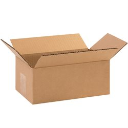 "10 x 6 x 4"" Corrugated Boxes"