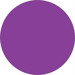 "1 1/2"" Purple Inventory Circle Labels"