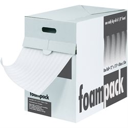 "1/16"" x 12"" x 350' Air Foam Dispenser Packs"