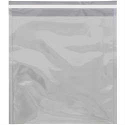"10 3/4 x 13"" Silver Metallic Glamour Mailers"