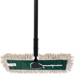 "Deluxe 48"" Pretreated Dust Mop Kit"