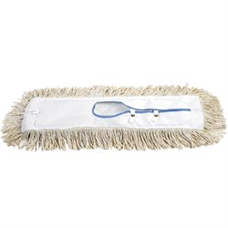 "Economy 24"" Dry Dust Mop Replacement Heads"