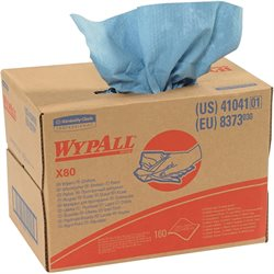 WypAll® X80 Shop Pro Wipers Dispenser Box