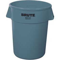 44 Gallon Brute® Container - Gray