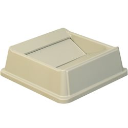 Rubbermaid® Hands-Free Container Lid