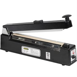 "12"" Impulse Sealer with Cutter"