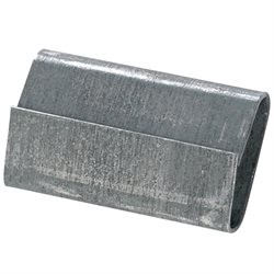"1/2"" Closed/Thread On Regular Duty Steel Strapping Seals"