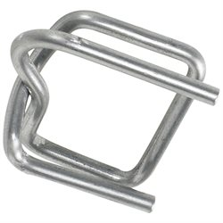 "1/2"" Wire Poly Strapping Buckles"
