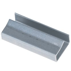 "1/2"" Open/Snap On Metal Poly Strapping Seals"
