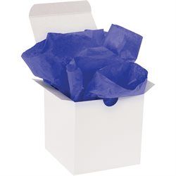 "15 x 20"" Parade Blue Gift Grade Tissue Paper"
