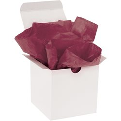 "20 x 30"" Cabernet Gift Grade Tissue Paper"
