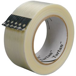 "1"" x 60 yds. (12 Pack) 3M 8932 Strapping Tape"