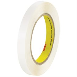 "1/2"" x 36 yds. (6 Pack) 3M 444 Double Sided Film Tape"