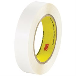 "1"" x 36 yds. (6 Pack) 3M 444 Double Sided Film Tape"
