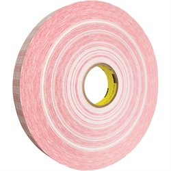 "1"" x 1000 yds. (1 Pack) 3M 920XL Adhesive Transfer Tape Hand Rolls"