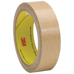 "1"" x 60 yds. (6 Pack) 3M 927 Adhesive Transfer Tape Hand Rolls"