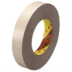 "1"" x 60 yds. (6 Pack) 3M 9471 Adhesive Transfer Tape Hand Rolls"