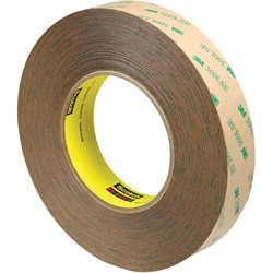 "1"" x 60 yds. (3 Pack) 3M 9472LE Adhesive Transfer Tape"
