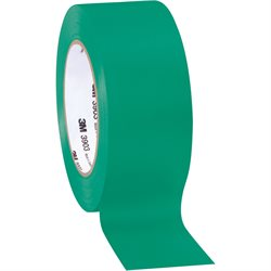 "2"" x 50 yds. Green (3 Pack) 3M 3903 Duct Tape"