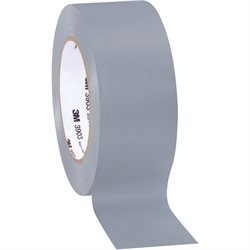 "2"" x 50 yds. Gray (3 Pack) 3M 3903 Duct Tape"