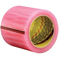 "4"" x 72 yds. 3M 821 Label Protection Tape"